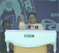 BJP शासन में दलितों पर हिंसा के मामले बढ़े: मायावती