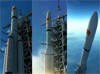 अंतरिक्ष मिशन के लिए तैयार हैं चीन के सबसे बड़े रॉकेट