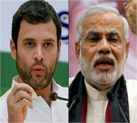 उरी हमले को लेकर राहुल का PM पर निशाना,कहा- 'सैल्फी की मशीन' बनकर रह गए हैं मोदी
