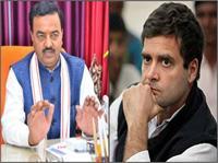 राहुल पहले कांग्रेस शासित राज्यों में किसानों के कर्ज माफ कराएं: मौर्य
