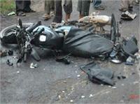 दर्दनाक सड़क हादसे में प्रधान पति सहित 3 की मौत