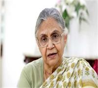 टैंकर घोटाला राजनीति से प्रेरित साजिश: शीला दीक्षित
