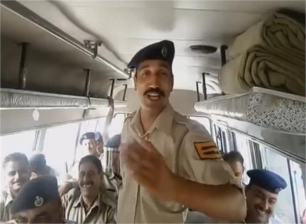 PICS: हिमाचल के हैड कांस्टेबल का वीडियो हुआ वायरल