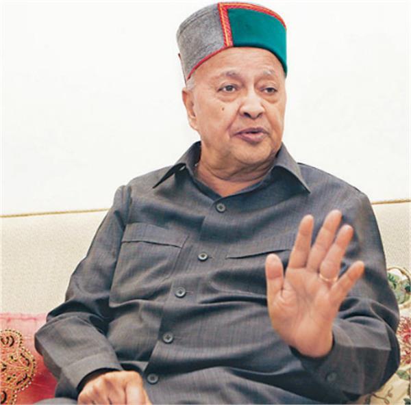 एक साल बाद CM वीरभद्र ने बताया दिल का राज