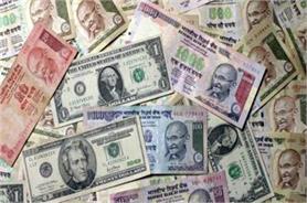 शुरूआती कारोबार में रुपया 13 पैसे कमजोर