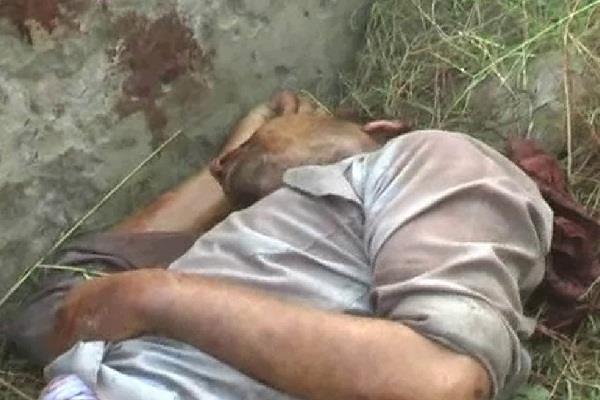 ओला कैब चालक की हत्या कर सड़क किनारे फेंका शव, देखें तस्वीरें