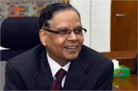GDP वृद्धि आने वाली तिमाहियों में 8% से अधिक होगी: पनगढिय़ा