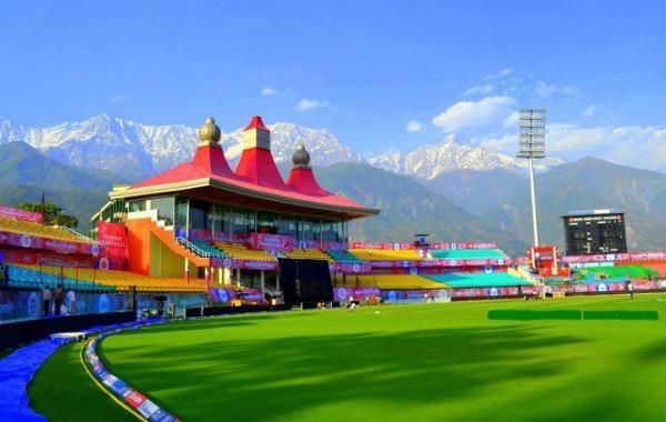 भारत-न्यूजीलैंड वनडे मैच की तैयारियों में जुटा HPCA