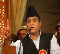 कैबिनेट मंत्री आज़म खान का विवादित बयान, नेताओं को बताया नपुंसक