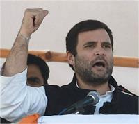 ''राहुल की किसान यात्रा में मिल रहे जनसमर्थन से विपक्षी दल परेशान''