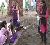 मिसाल: मुस्लिम और हिन्दू बच्चों को सिखाती हैं कुरान और गीता