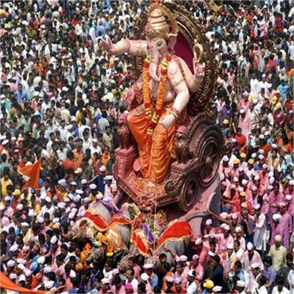 नालागढ़ में गूंजा, 'गणपति बप्पा मोरया'