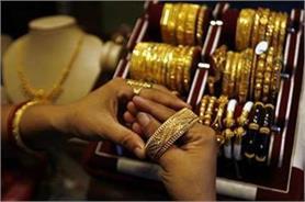 सोना 50 रुपए और चांदी 400 रुपए मजबूत