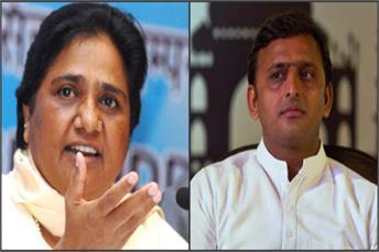 अखिलेश ने खुद को कमजोर एवं यूटर्न लेने वाला मुख्यमंत्री साबित किया: मायावती