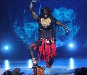 pics: डांस परफॉर्मेंस के लिए काली मां बने सलमान, ऐश्वर्या दिखीं शिव के रूप में