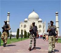 ताजनगरी आगरा पर आतंकी साया, सदर बाजार उड़ाने की धमकी