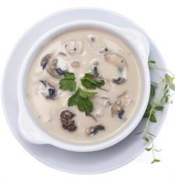 कैसे बनाएं मजेदार क्रीम मशरूम सूप