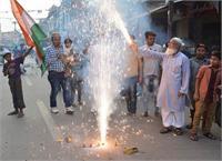 भारतीय सेना ने POK में घुसकर मारे 38 आतंकी, मुसलमानों ने मनाया जोरदार जश्न