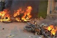 मुहर्रम जुलूस: हिंसा के बाद कानपुर-बलिया में हालात सामान्य
