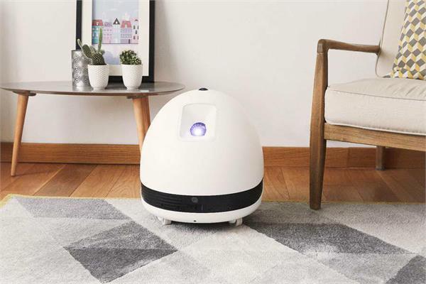 घर पर आपका व आपके बच्चों का मन बहलाएगा Keecker रोबोट