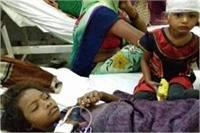 हैवानियत की हदें पार, पिता ने चलती ट्रेन से तीन मासूम बेटियों को फेंका बाहर, एक की मौत