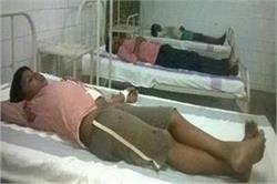 छात्रों को परोसी गई सब्जी में भुन गई छिपकली, खाने के बाद 105 बच्चे बीमार