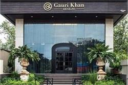 अंदर से ऐसा दिखता है शाहरुख की पत्नी गौरी का नया लक्जरी ऑफिस