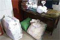 किराए के मकान से करोड़ों की कीमत के गांजे सहित 4 तस्कर गिरफ्तार