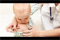 तो इसलिए टीकाकरण के बाद शिशु को आ जाता है बुखार