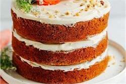 बच्चों को खूब पंसद आएगा Italian Carrot Cake