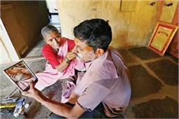भारत की पहली महिला नाई, 70 की उम्र में भी काटती है लोगों के बाल