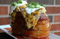 टेस्टी एंड स्पाइसी Volcano Potato