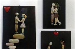 Pebble Art से सजाएं घर का हर कोना