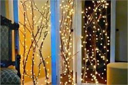 दीवाली लाइट्स को फैंकने की बजाए इन्हें इन यूनिक तरीकों से करें Reuse