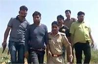 पुलिस के हाथ लगी बड़ी सफलता: मुठभेड़ में 3 बदमाश गिरफ्तार