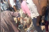अवैध पटाखा फैक्ट्री में हुए भीषण विस्फोट से 6 मकान ढहे, 3 की दर्दनाक मौत