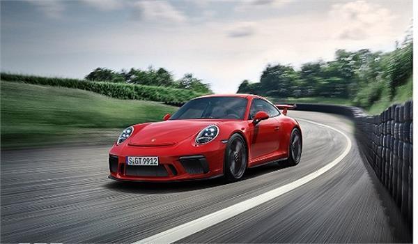 भारत में लांच हुई Porsche की नई दमदार कार, कीमत 2.31 करोड़