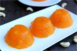 सिर्फ 30 मिनट में बनाकर खाएं Custard Halwa