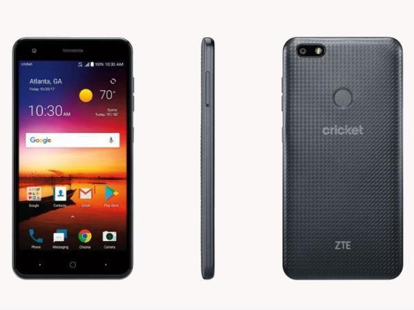 5.5 डिस्प्ले के साथ लांच हुअा ZTE Blade X स्मार्टफोन, कीमत 7800 रुपए