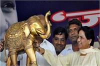 पहली बार BSP के सिंबल पर लड़ेगी मायावती की पार्टी