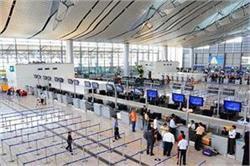 हैदराबाद हवाईअड्डे को 50 लाख से डेढ करोड़ यात्रियों की श्रेणी में पहला नंबर