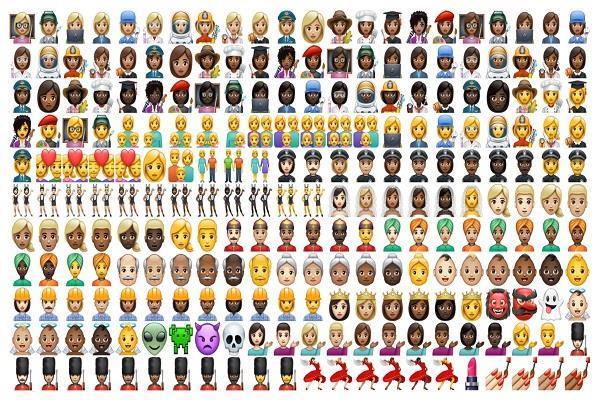 Whatsapp के बीटा वर्जन में शामिल हुए आईफोन जैसे Emoji set
