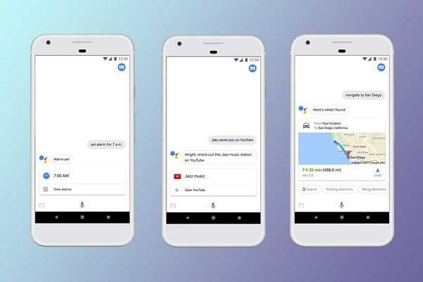 गूगल प्ले स्टोर पर डाउनलोड के लिए उपलब्ध हुई Google Assistant app