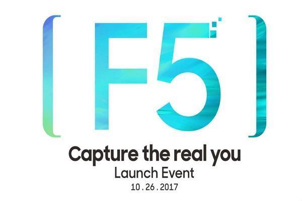 26 अक्टूबर को Oppo लांच करेगी AI टेक्नॉलॉजी से लैस F5 स्मार्टफोन