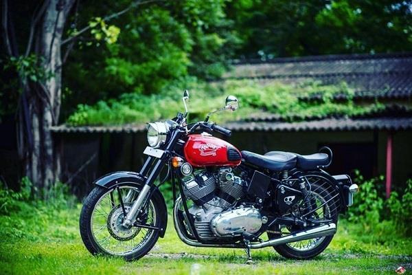Carberry ने भारत में लांच की अपनी दमदार Double Barrel 1000 बाइक