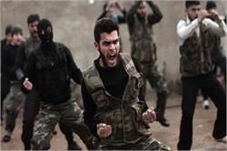 राका छोड़ चुके आईएस के सीरियाई आतंकी: COHR