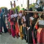 UP निकाय चुनावः 5 नगर निगम, 71 नगर पालिका परिषद और 154 नगर पंचायतों के मतदान खत्म