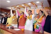 कांग्रेस को बड़ा झटका, पूर्व केंद्रीय मंत्री जितिन प्रसाद के भाई-भाभी ने थामा BJP का दामन