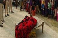 UP में बदमाशों का आतंक: दलित की डंडों से पीट-पीट कर हत्या