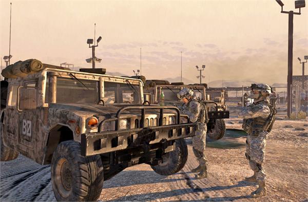 Humvee ने ठोका Call Of Duty पर मुकदमा, बिना अनुमति गेम में मिलिट्री उपयोग करने का आरोप